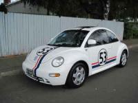 """""""Herbie"""" New Beetle"""