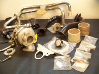 NOS Rajay Turbo Kit for Single Port with single 38mm Zenith Bendix