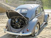 My 54 Oval Beetle with Riechert- Engine