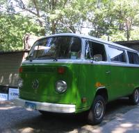 '79 sunroof bus with Westy interior