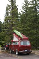 T3 in the wilderness - Quebec weekend