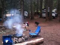 Camping Labor day 2010