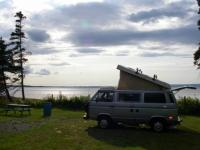 In A Van Down By The Water