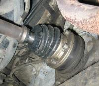 Rear Axle Epic Fail