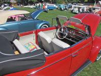 Early convertibles at Flanders, NJ show