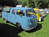 Bay window double cab at Flanders, NJ show