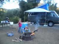 camping in San Diego
