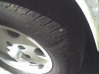 Vanagon Tires
