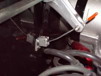 Modified Pivot Plate and Roller Throttle Kit