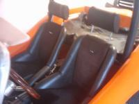 RECARO RSR Seats :-)