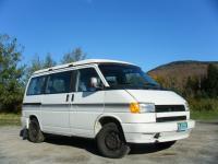 1993 eurovan exterior
