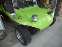New/Old 1960 Dune buggy