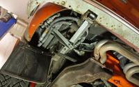 External oil cooler