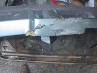 Busted bumper