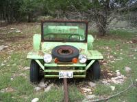 1964(?) Steel-body buggy