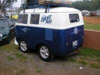 Nice Shorty Bus Taken @ Fall TN Circle Your Wagens VW Show