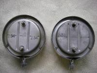 Kienzle mirror clocks