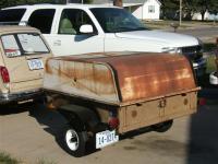 sears utility trailer