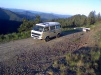 1984 westy camping