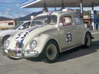 Herbie the Love Bug in Carson City, Nevada