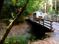 bridge, Santa Cruz