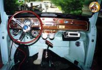 My 1966 EMPI GTV MKIV dash