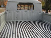 Mfr. date Dec. 1960 Crew Cab bed