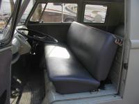 Mfr. date Dec. 1960 Crew Cab interior