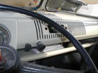 Mfr. date Dec. 1960 Crew Cab dash