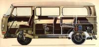 Transporter vs Westy