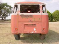 1960 15 window Deluxe Microbus