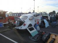 Single Cab with Bug trailer