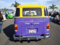 Purple Shorty bus