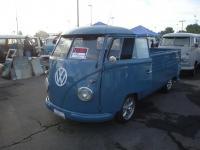 Blue Single Cab