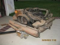 71 SB engine and trans