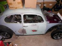 1965 Beetle project