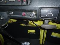 1974 bus type underdash cigarette lighter