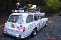 Halloween 2010 - SO. Oregon - Ghostbusters