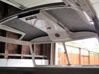 bus healdliner install