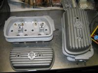 Rare 36hp Lang valve covers