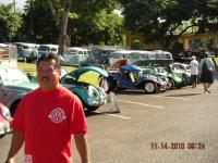 Vintage VW Club of Hawaii 2010 Car Show -- Swap Meet