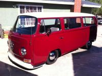 68 Deluxe Transporter - Lowered