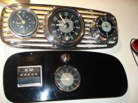 La compleete familia : all the oval bug clocks / gauges