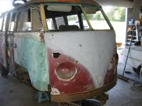 Boos Old Bus Now Under Construction @ TC Customs