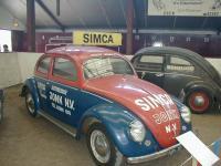 Old Dutch service car