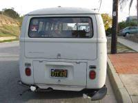 '67 bumper and lights stolen 12-5-10