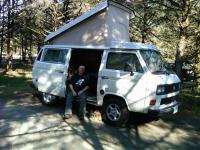 camping at fort stevens