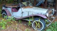 Abandoned Gazelle Kit Car