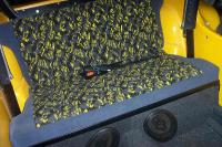 buggy rear bench seat for 3