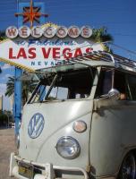 Las Vegas sign and the kamperkit